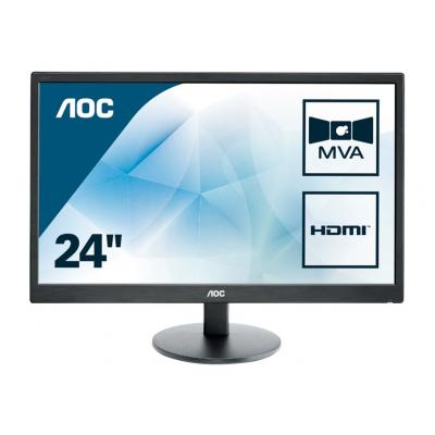 "AOC Monitor 23,6"" (M2470SWH)"