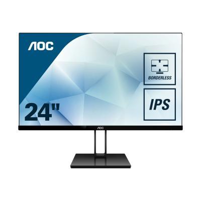 """AOC Monitor (24V2Q) 23,8"""" (24V2Q)"""
