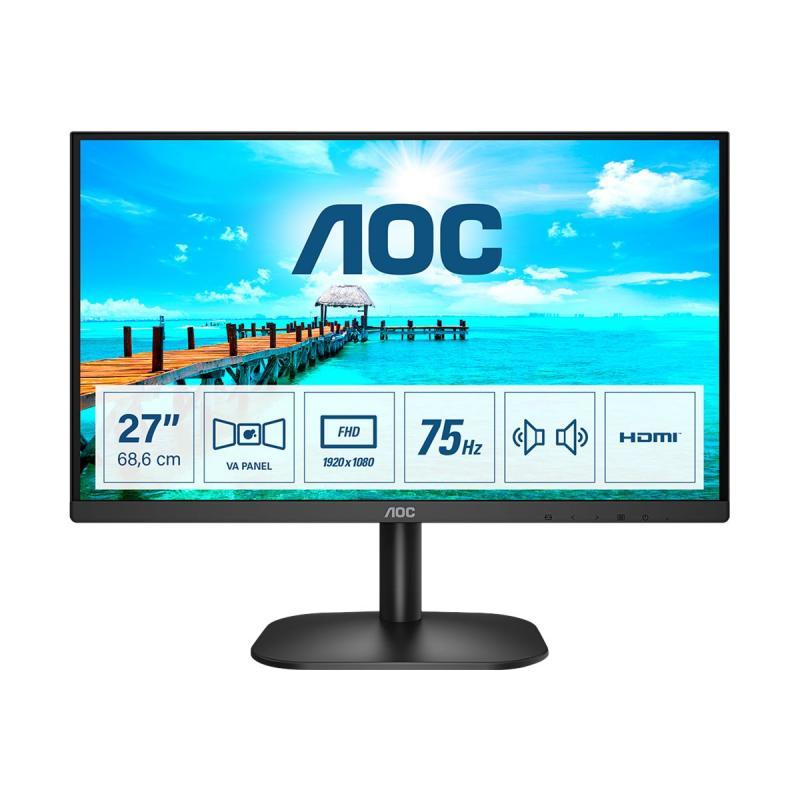 "AOC Monitor (27B2AM) 27"" (27B2AM)"