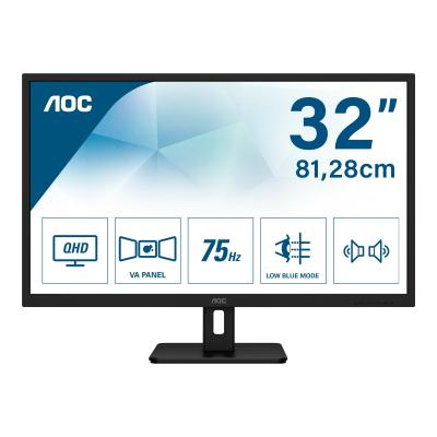 "AOC Monitor Essential-line Essentialline (Q32E2N) 31,5"" LED Monitor (Q32E2N)"