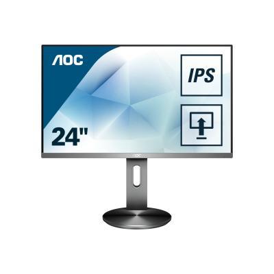 """AOC Monitor I2490PXQU/BT 23,8"""" (I2490PXQU/BT)"""