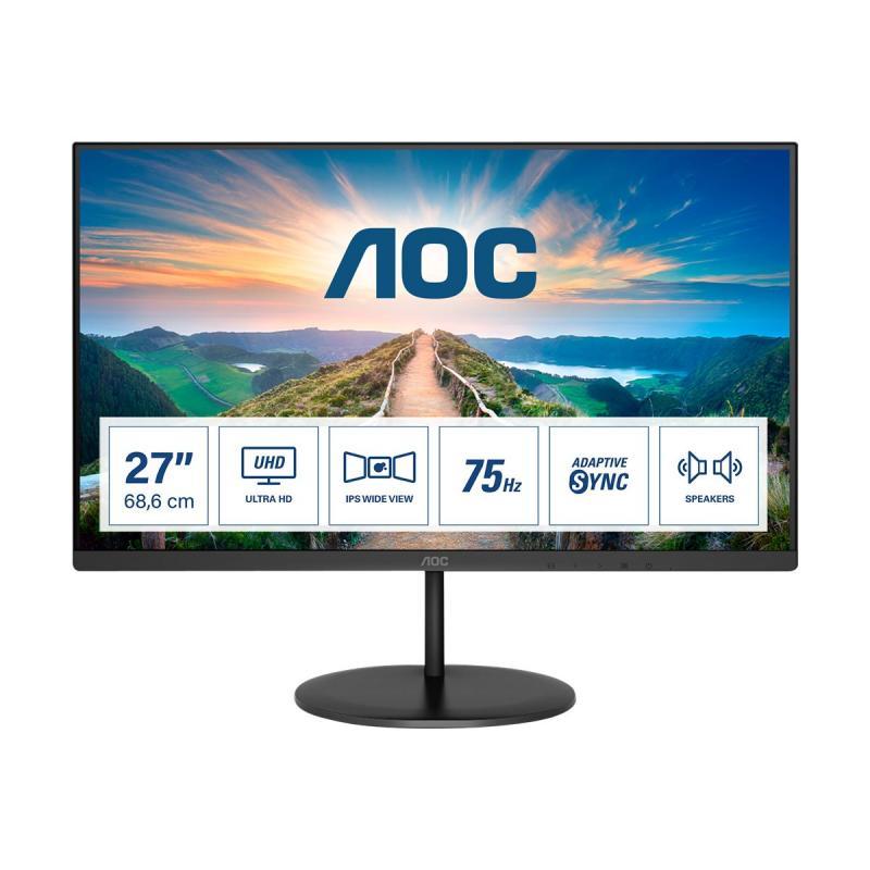 """AOC Monitor (U27V4EA) 27"""" (U27V4EA)"""
