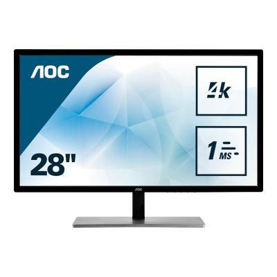 """AOC Monitor (U2879VF) 28"""" (U2879VF)"""