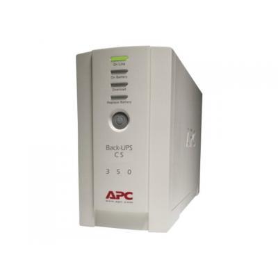APC Back-UPS BackUPS (BK350EI)
