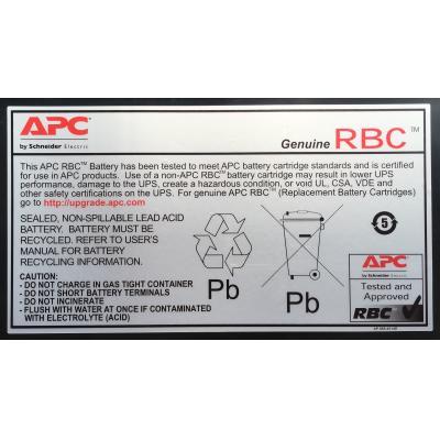 APC Replacement Battery (RBC7) (RBC7)