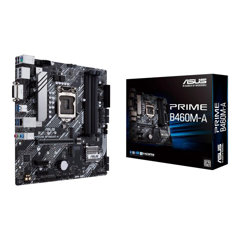 ASUS Mainboard PRIME B460M-A B460MA Motherboard 90MB13E0-M0EAY0 90MB13E0M0EAY0 (90MB13E0-M0EAY0)