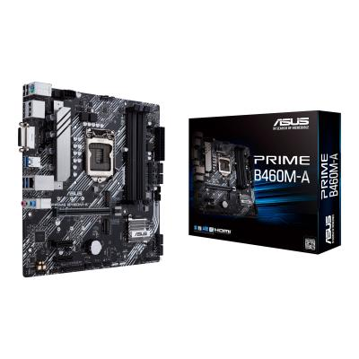 ASUS Mainboard PRIME B460M-A - Motherboard - micro ATX - LGA1200-Sockel - B460 - USB 3.2 Gen 1 - Gig