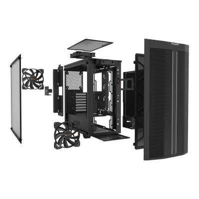 be quiet! Pure Base 500DX Black (BGW37)