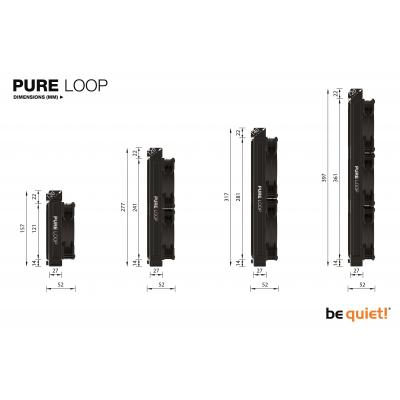 be quiet! Pure Loop 360mm (BW008)
