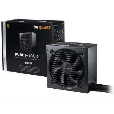 be quiet! Pure Power 11 500W (BN293)