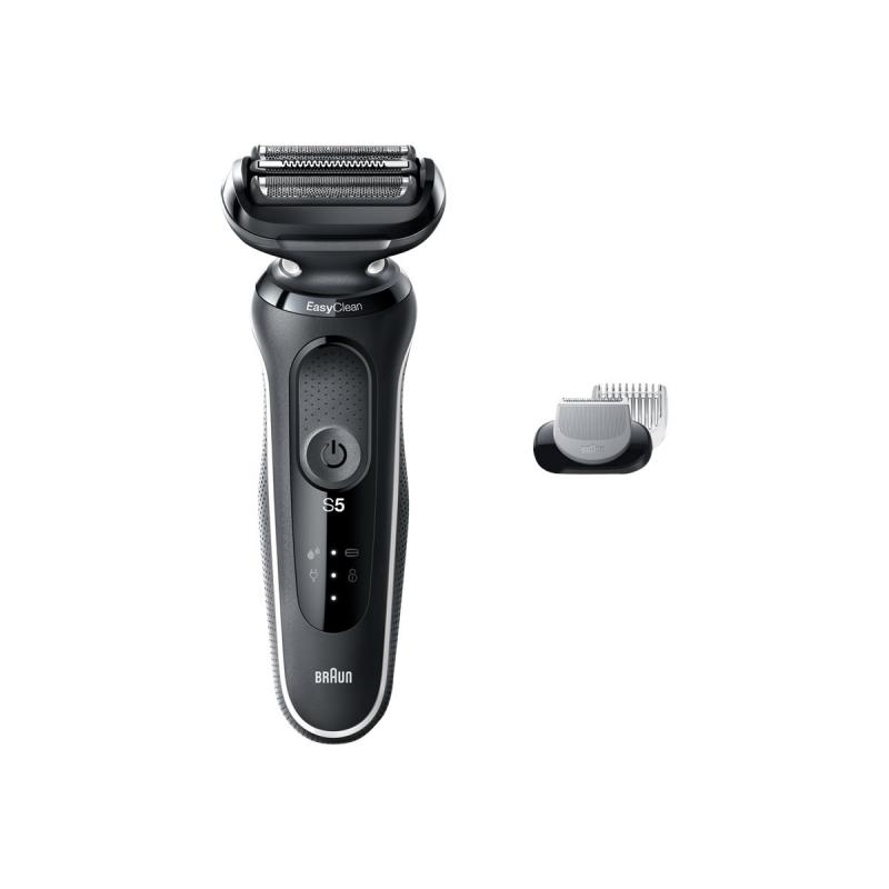 Braun Shaver Series 5 50-W1600s Wet&Dry black/white (287773)