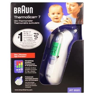Braun ThermoScan 7 IRT 6520 Age Precision (652195)