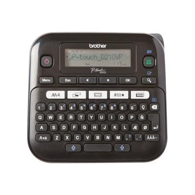 Brother Beschriftungsgerät P-touch D210VP (PTD210VPZG1)