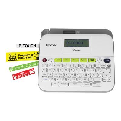 Brother Beschriftungsgerät P-touch Ptouch D400VP (PTD400VPZG1)