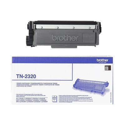 Brother Cartridge TN-2320 TN2320 Black Schwarz (TN2320)