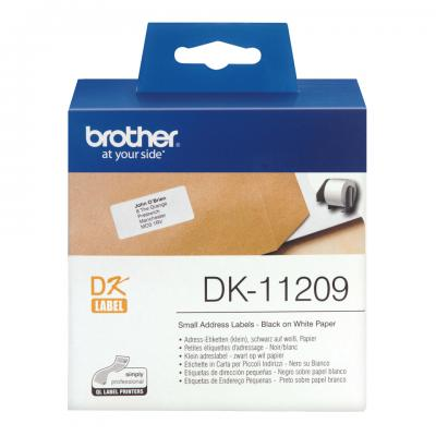 Brother Endlos-Etikett DK-11209 (DK11209)