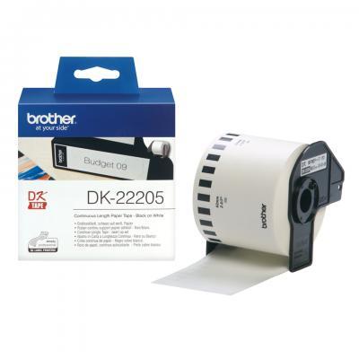 Brother Endlos-Etikett DK-22205 (DK22205)