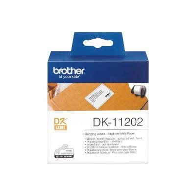 Brother Endlos-Etikett EndlosEtikett DK-11202 DK11202 (DK11202)
