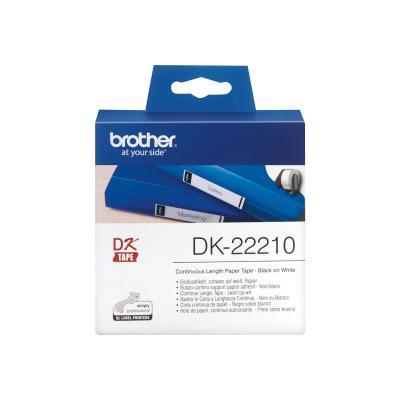 Brother Endlos-Etikett EndlosEtikett DK-22210 DK22210 (DK22210)