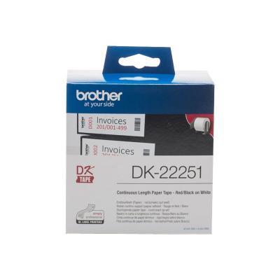 Brother Endlos-Etikett EndlosEtikett DK-22251 DK22251 (DK22251)
