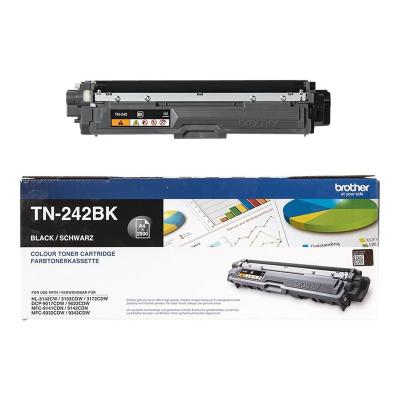Brother Toner TN-242 TN242 Black Schwarz 2,5k (TN242BK)
