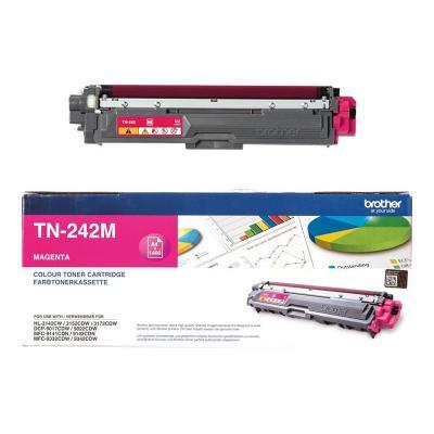 Brother Toner TN-242 TN242 Magenta 1,4k (TN242M)