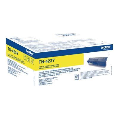 Brother Toner TN-423 Yellow 4k (TN423Y)