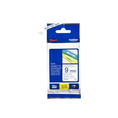 Brother TZE-Schriftbandkassette TZESchriftbandkassette TZe-223 TZe223 White Blue (TZE223)