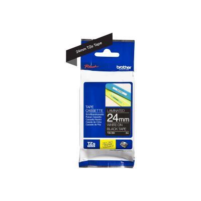 Brother TZE-Schriftbandkassette TZESchriftbandkassette TZe-355 TZe355 Black White (TZE355)