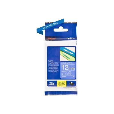 Brother TZE-Schriftbandkassette TZESchriftbandkassette TZe-535 TZe535 Blue White (TZE535)