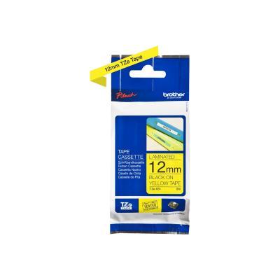 Brother TZE-Schriftbandkassette TZESchriftbandkassette TZe-631 TZe631 Yellow Black (TZE631)