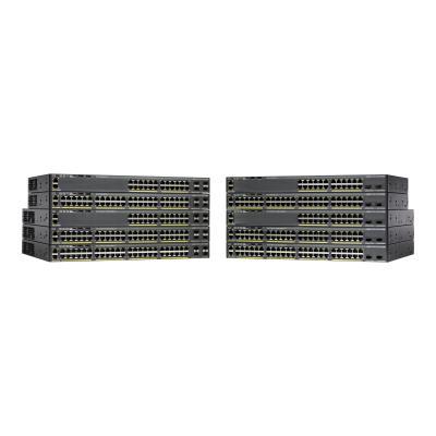 Cisco Switch Catalyst 2960X-24TS-L 2960X24TSL (WS-C2960X-24TS-L) (WSC2960X24TSL)