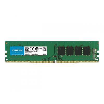 Crucial RAM 16GB DDR4 2666 MT S (PC4-21300) (PC421300)