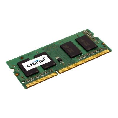 Crucial RAM SO-DIMM SODIMM DDR3L 8GB 1600Mhz [1x8GB] CL11 1 35 Crucial35 Crucial 35 rt (CT102464BF160B)