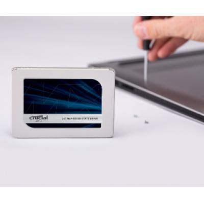 """CRUCIAL SSD 250GB 2,5"""" MX500 SATA III rt (CT250MX500SSD1)"""