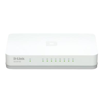 D-LINK DLINK Switch GO-SW-8G GOSW8G (GO-SW-8G E) (GOSW8G E)