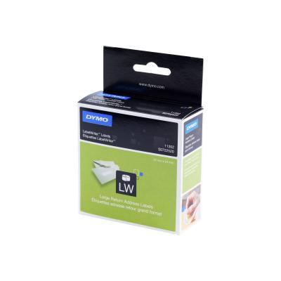 Dymo Schriftband 11352 Return Adress Label Printer Drucker (S0722520)