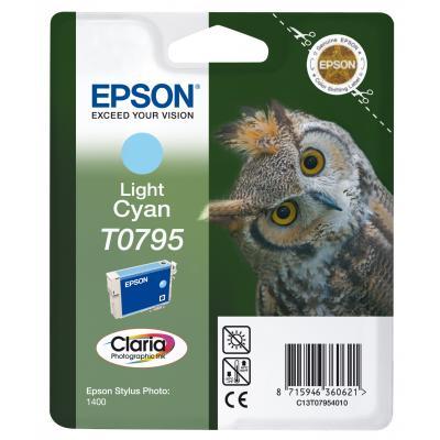 Epson Ink Light Cyan T0795 (C13T07954010)