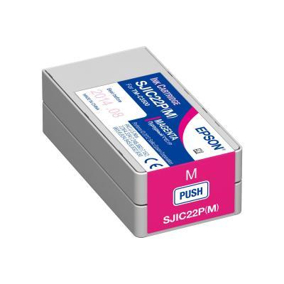Epson Ink Magenta (C33S020603) SJIC22P(M)