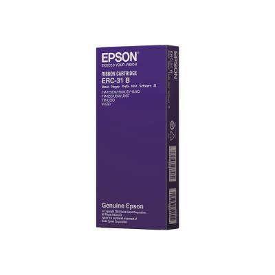 Epson Ribbon ERC 31 Black (C43S015369)