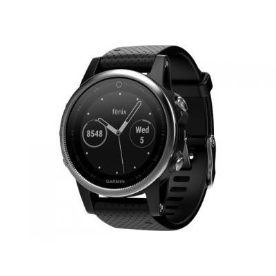 Garmin Smartwatch Fenix 5S black/silver (010-01685-02)