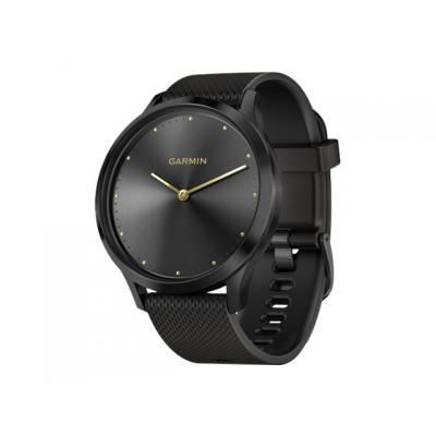 Garmin Smartwatch vivomove HR Premium black/tan (010-01850-00)