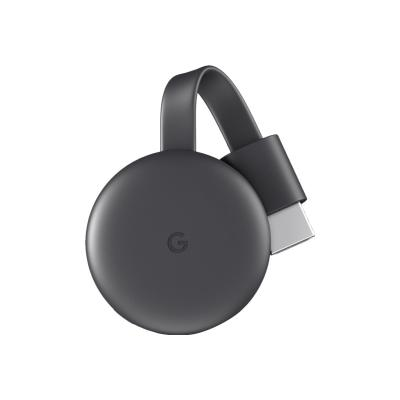 Google Chromecast 3 Black (GA00439-NL)