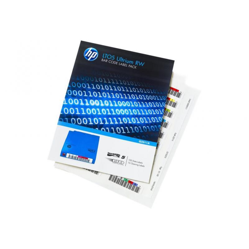 HP Bar Code Label Pack (Q2011A)