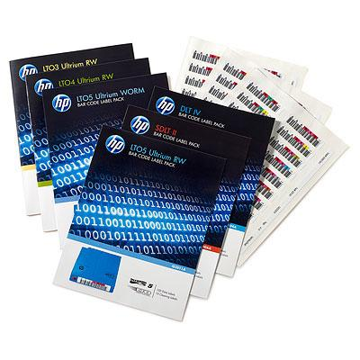 HP Bar Code Label Pack (Q2013A)