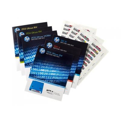 HP Bar Code Label Pack (Q2014A)