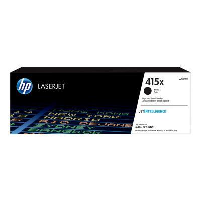 HP Cartridge 415X Black Schwarz (W2030X)