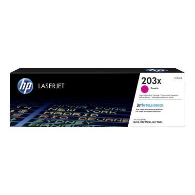 HP Cartridge No 203X HP203X HP 203X Magenta (CF543X)