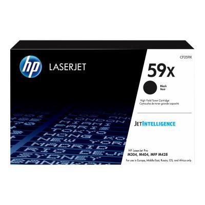HP Cartridge No 59X HP59X HP 59X Black Schwarz (CF259X)