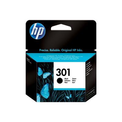 HP Ink No.301 Black (CH561EE#BA3)